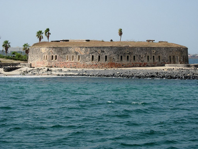 Goree Ile Senegal