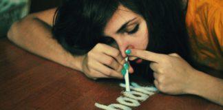 image girl facebook drug