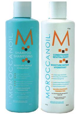 shampoo et conditioner
