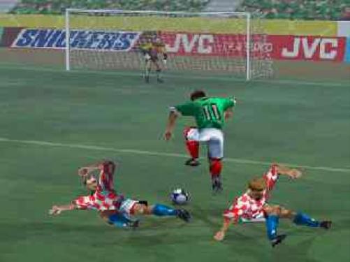 FIFA VS PES : toi-même, tu sais ! (partie-1)