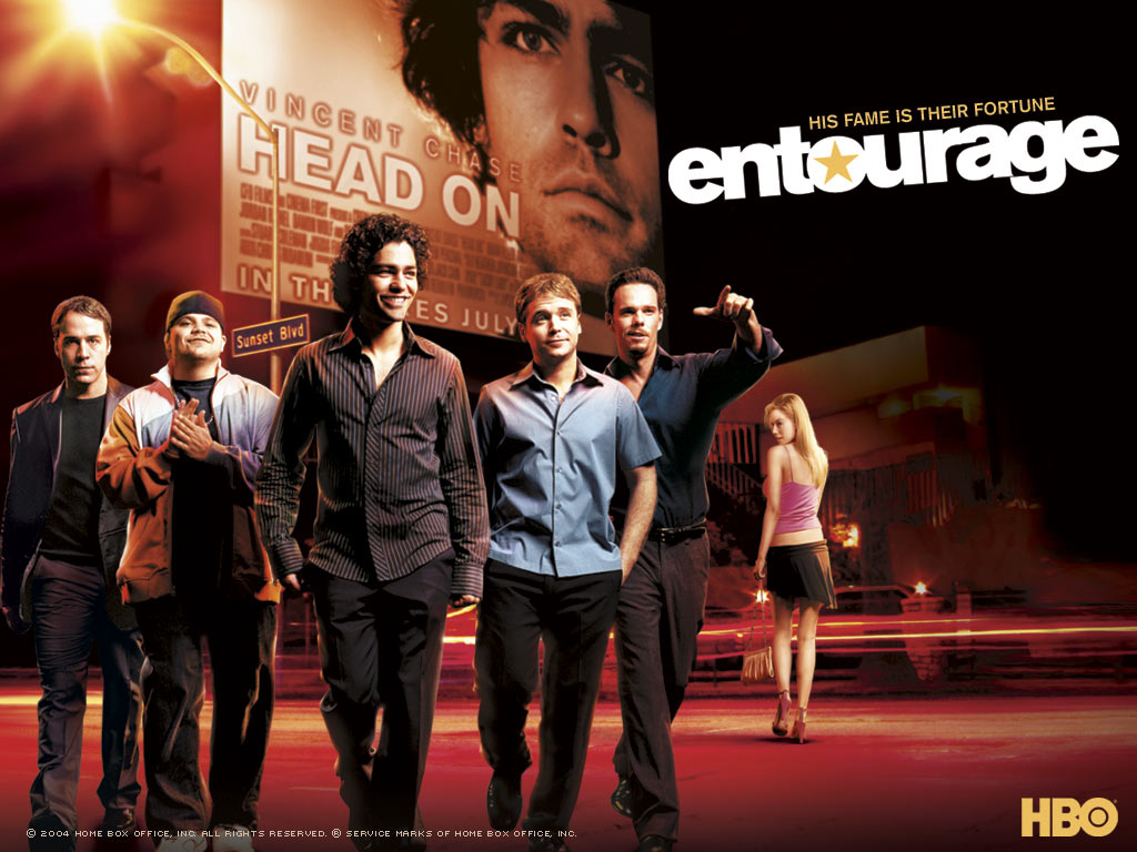 Cover de Entourage