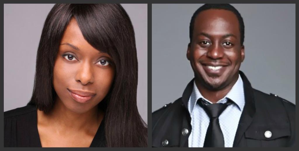 Tetchena Bellange et Éric M'Boua parrains de VUES D'AFRIQUE