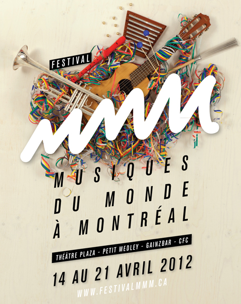 Musiques du Monde à Montréal
