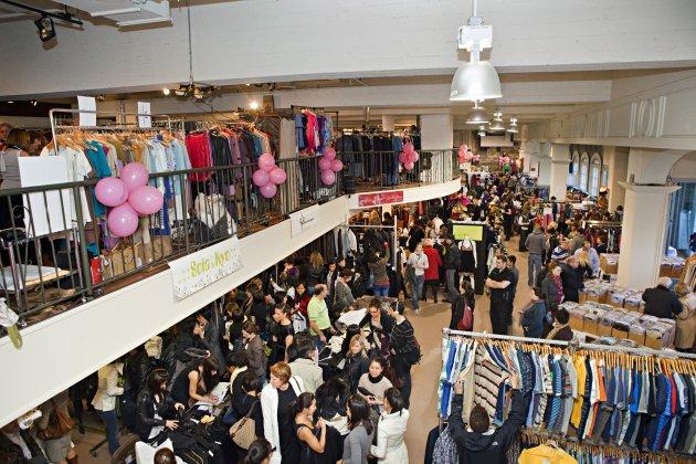 La Braderie de Mode Québécoise