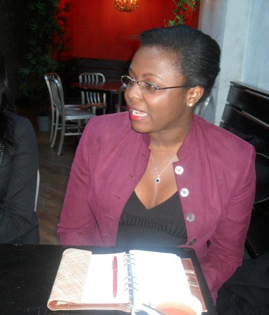 Divine Muragijimana (Éditrice en chef Applause Africa Magazine)