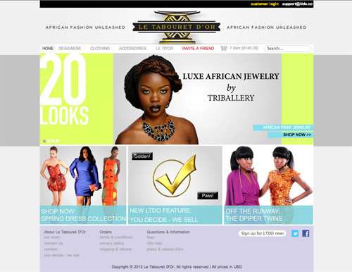 Luxury African