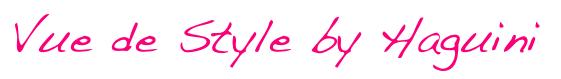 VUE DE STYLE