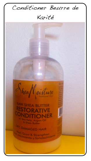 Conditioner Beurre de Karite