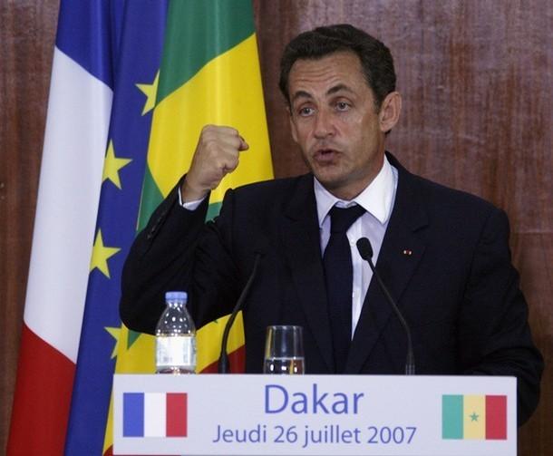 REUTERS/Pascal Rossignol  (SENEGAL)
