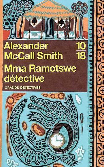 Image Mma Ramotswe détective (Alexander McCall Smith)