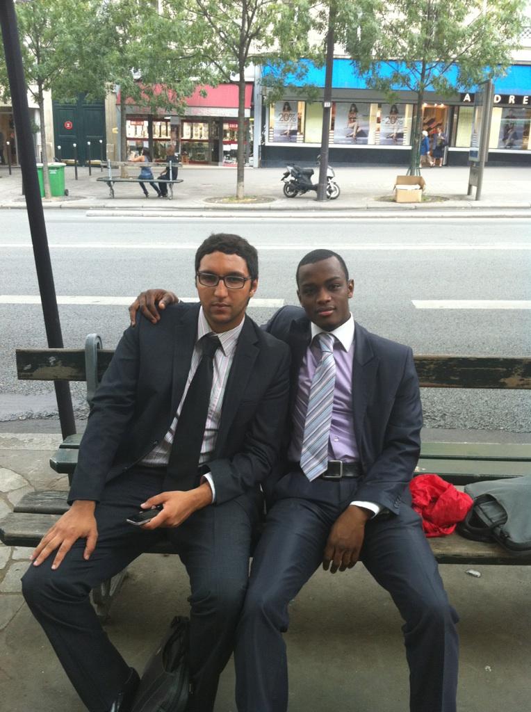 image Fouad et Boubacar tutorys