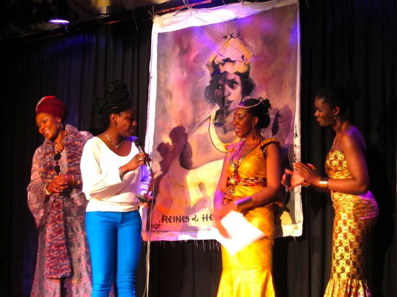 gala reines et héroïnes d'afrique