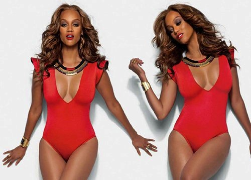 Tyra Banks Cosmo South Africa