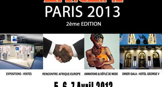 foire africaine de paris 2013