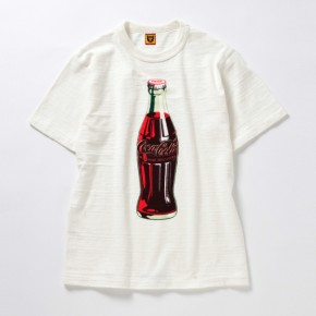 coca-cola x human made x beams collection