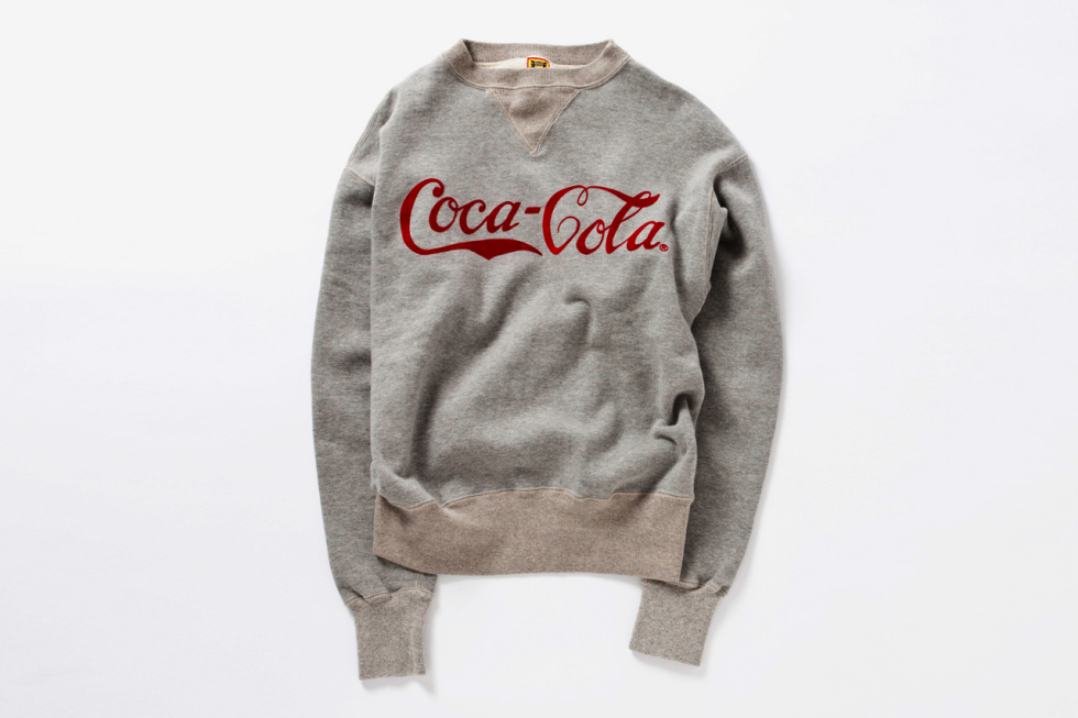 coca-cola x human made x beams collection 4