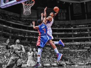 DeAndre Jordan- Dunk On Brandon Brandon Knight