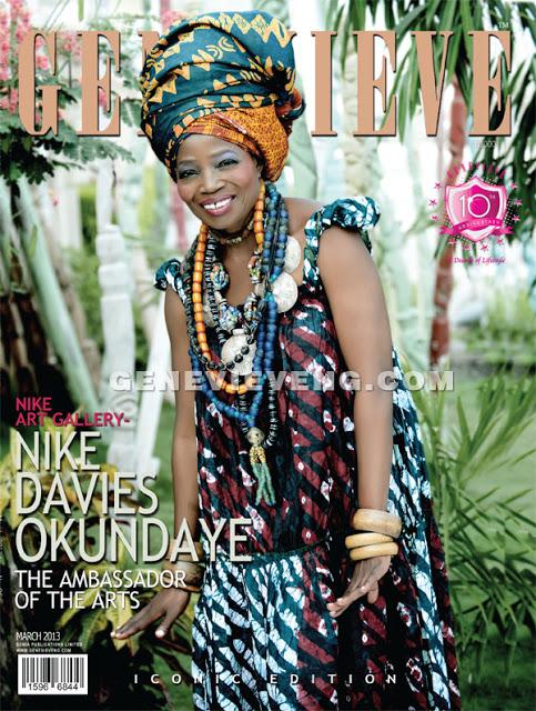 magazine Genevieve