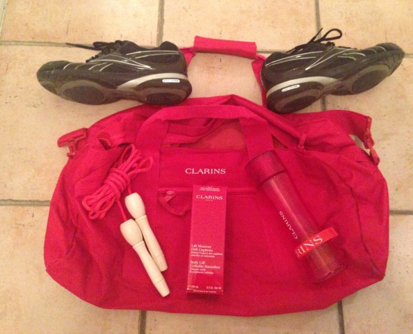 Package Clarins