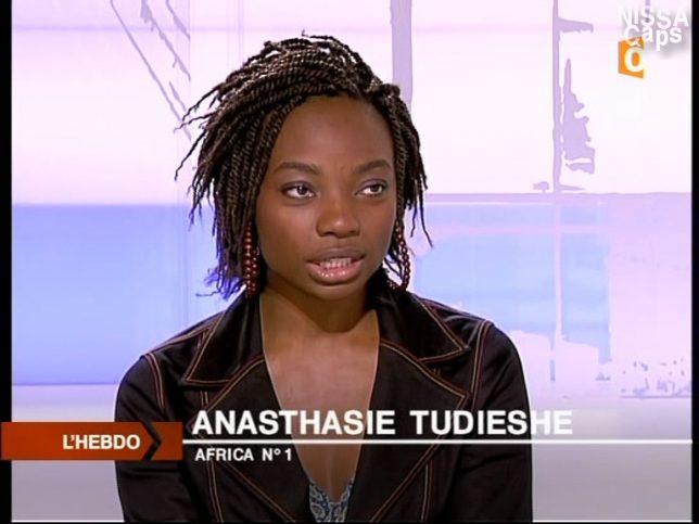 Anasthasie Tudieshe