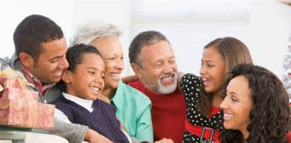 black_family_smiling
