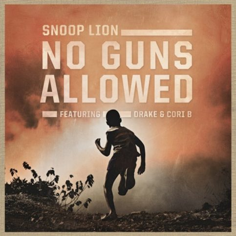 "Snoop Lion ft. Drake and Cori B. - ""No Guns Allowed"" (Official Video)"