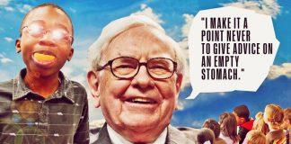 Le club secret des millionnaires : le dessin animé de Warren Buffet