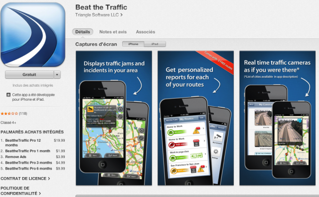 5. App mobile pour le trafic local - business mobile en Afrique