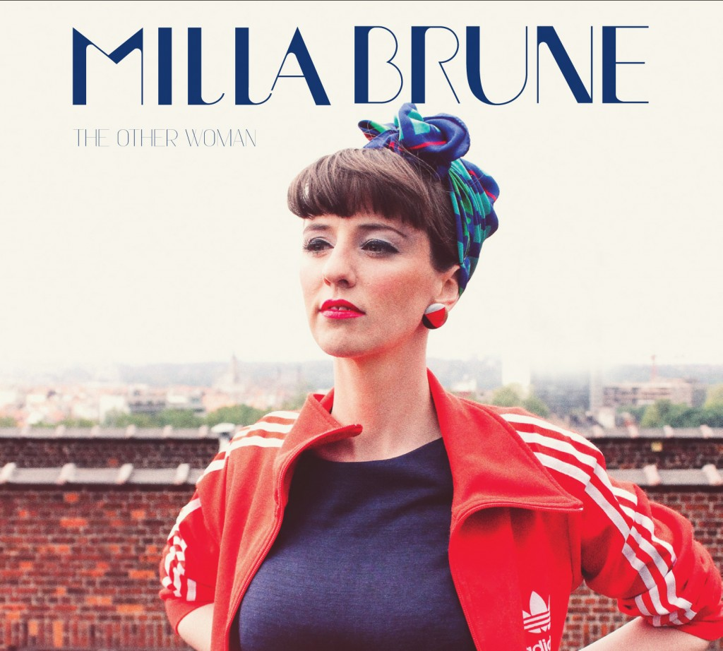 Cover EP Milla Brune
