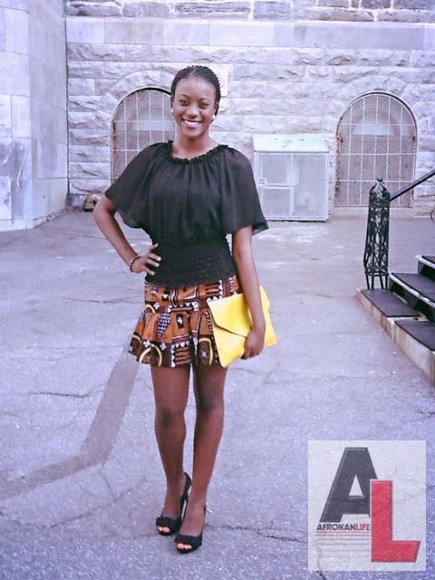 Debbie Montréal Fashion Week