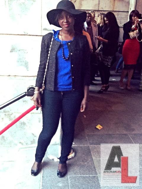 Djenaba Montréal Fashion Week