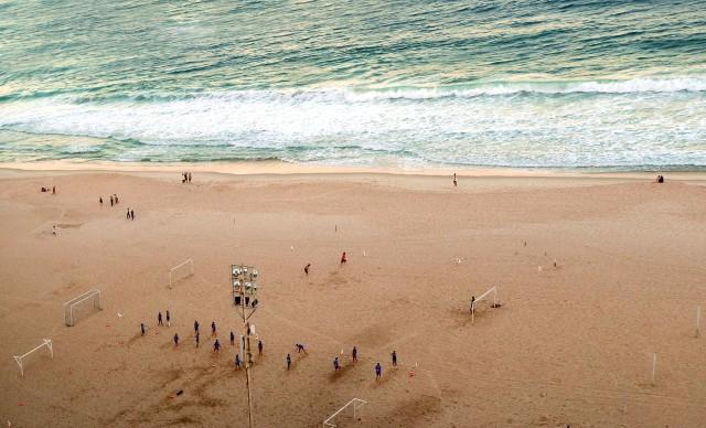 Futebol Copacabana RJ
