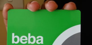 Google beba card