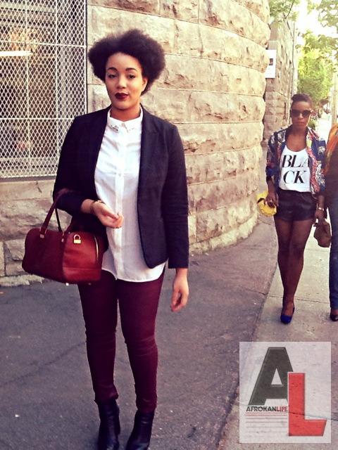 Kerily Montréal Black Fashion Week