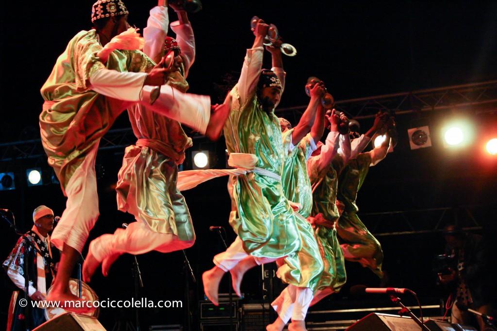 Le Festival Gnaoua et des musiques du Monde d'Essaouira 2012