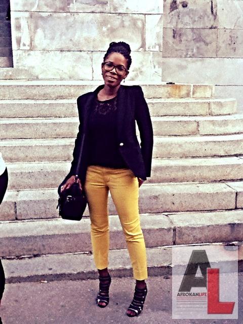 Mariam Montréal Black Fashion Week