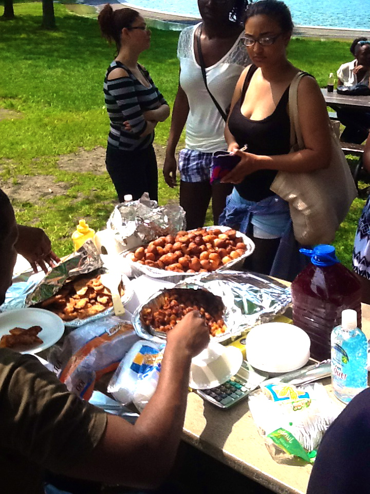 barbecue association africain udem8