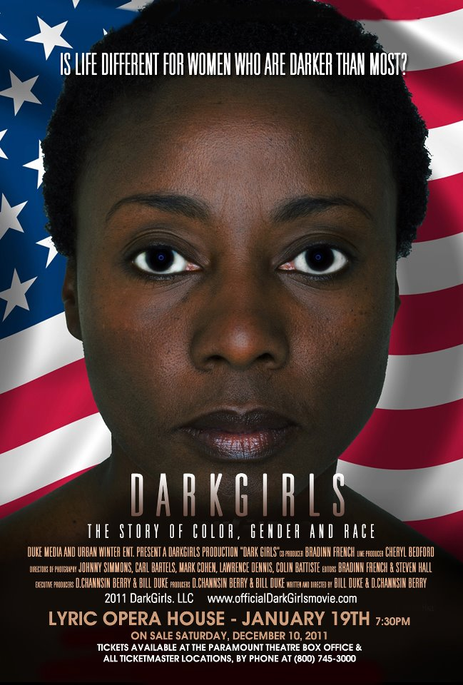 Film exploring the deep-seated biases and attitudes about skin color particularly dark skinned women, outside of and within the Black American culture
