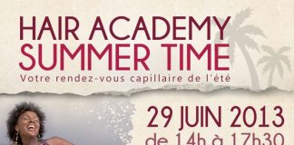 hair academy summertime