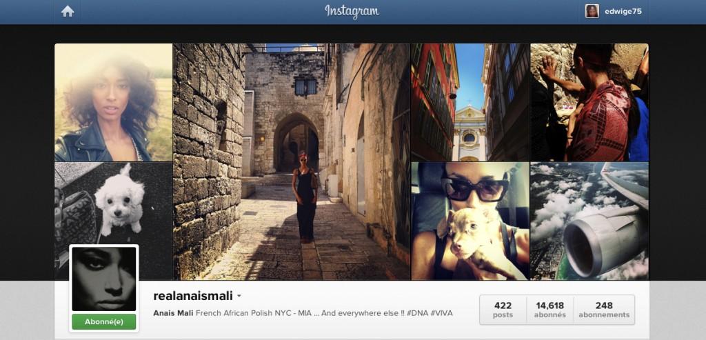 anais mali instagram