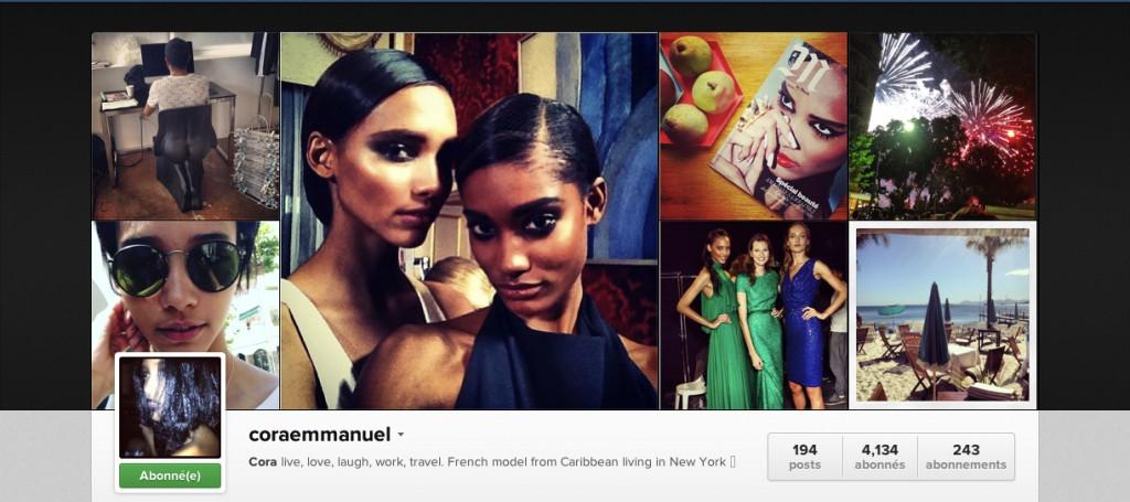 cora emmanuelle instagram