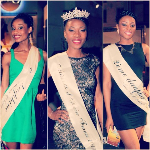 Miss Côte d'Ivoire France 2013 Credits photo: OSI photographie
