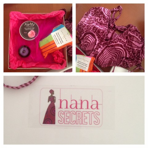 beauty box Nana Secrets
