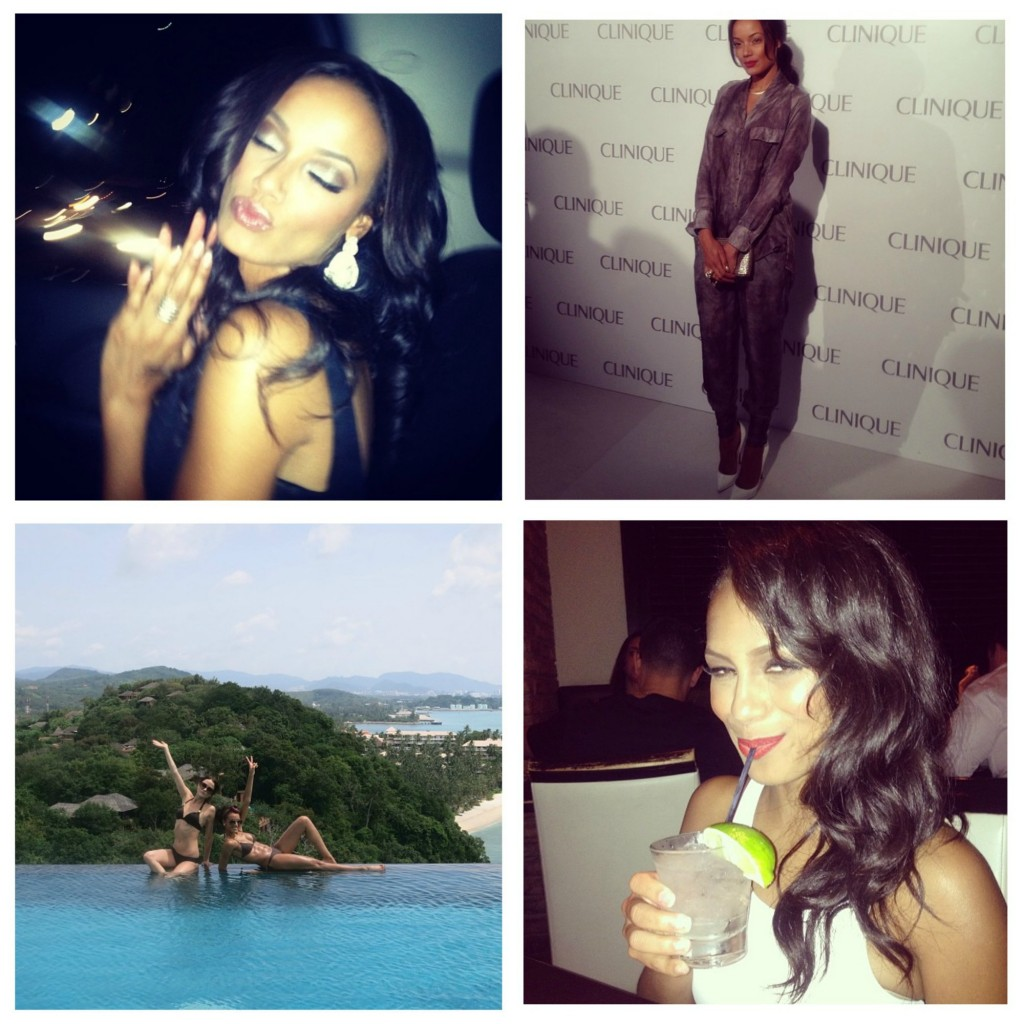SELITA EBANKS INSTAGRAM
