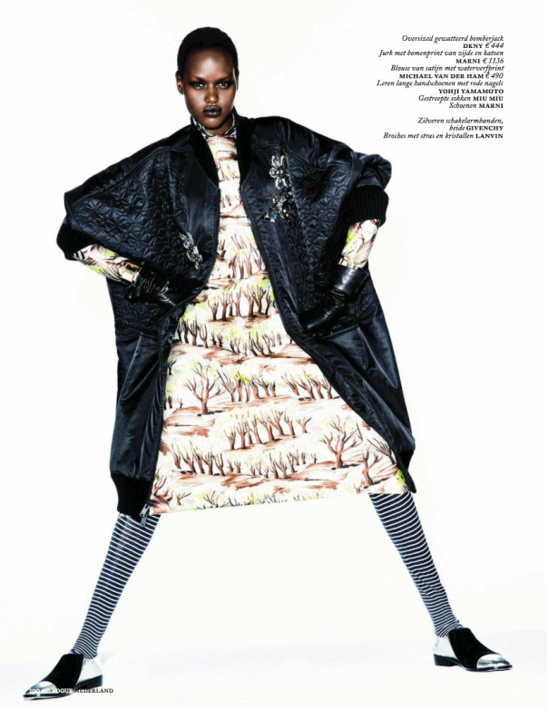 ajak deng vogue netherlands septembre 2013 2