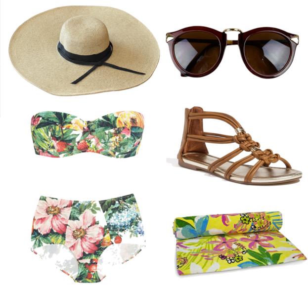 beach look 3