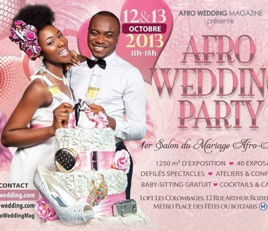 afro wedding