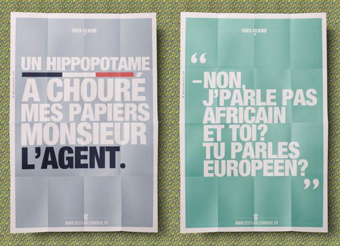 Bledardise: Une campagne très cliché sur les immigrés Africains