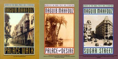 the unique history of egypt as portrayed in the cairo trilogy by naguib mahfouz (1959), mahfouz portrayed feuding brothers who resemble moses, jesus, and mohammed and their power struggles in a traditional cairo neighborhood this book.