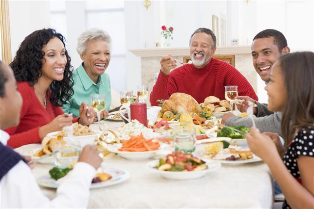 family-dinner1 afro food